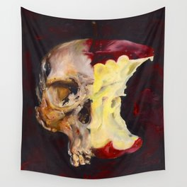 attention to sin Wall Tapestry