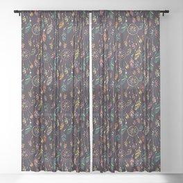 Dreamcatcher Sheer Curtain