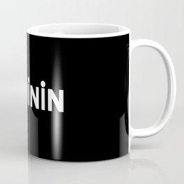 French New Wave - Feminin Coffee Mug