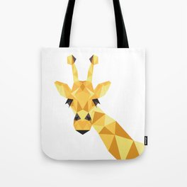 a giraffe Tote Bag
