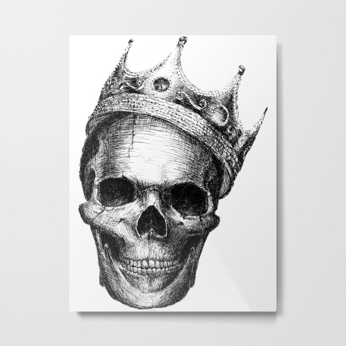 The Notorious B.I.G. Metal Print