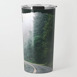 Through The Tunnel Travel Mug