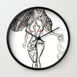 KENYA Wall Clock