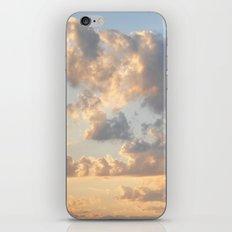 Florida Clouds iPhone & iPod Skin