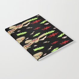Zombie Chihuahua Notebook