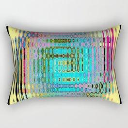 Art Digital Rectangular Pillow