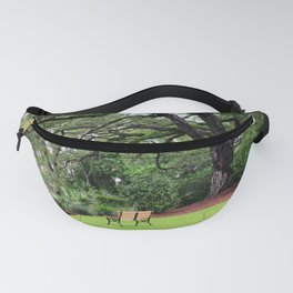 Lovely Spot To View The Sampit River Fanny Pack