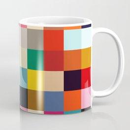 Kuula - Abstract Pixel Art Coffee Mug