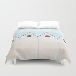 Simple Housing - love them all  Duvet Cover