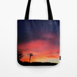 California evenings Tote Bag