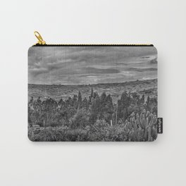 Ecuador Landscape Scene at Andes Range Carry-All Pouch