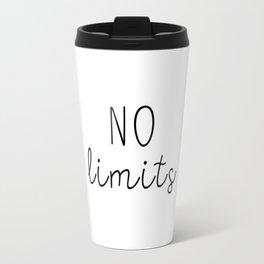 No Limits Travel Mug