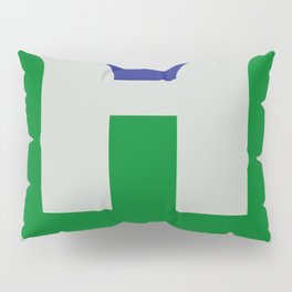 HARTFORD WHALERS HOCKEY RETRO Pillow Sham