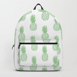 Mint Pineapple Backpack