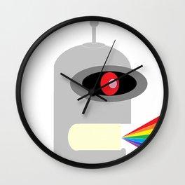 Odd Bender Wall Clock
