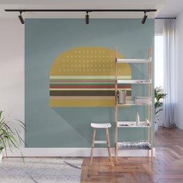 Burger Wall Mural