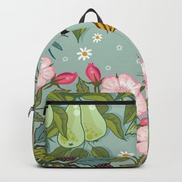 Orchard Fruits Backpack