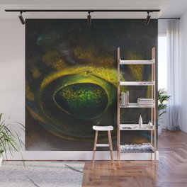 Magic Fish Eye Wall Mural