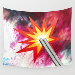smile Wall Tapestry