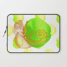Caramel Chameleon Laptop Sleeve