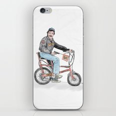 Tom Selleck iPhone & iPod Skin
