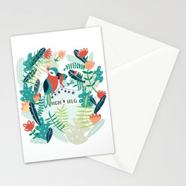Mom's Hug Stationery Cards