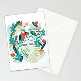 Mom's Hug Stationery Cards