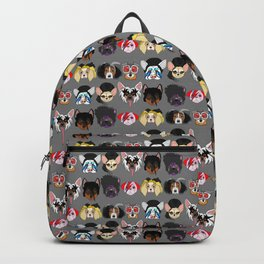 Pop Dogs Backpack
