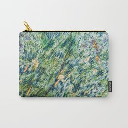 Ocean Life Abstract Carry-All Pouch