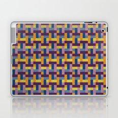 Woven Pixels V Laptop & iPad Skin