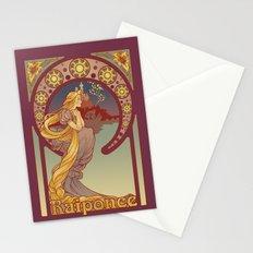 Raiponce Stationery Cards
