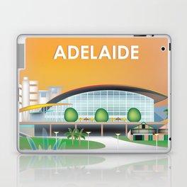 Adelaide, Australia - Skyline Illustration by Loose Petals Laptop & iPad Skin