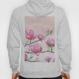 Magnolias Blossom Hoody