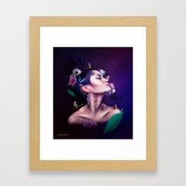 Nature & It's Mother Framed Art Print