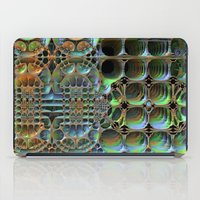 honeycomb iPad Cases featuring Honeycomb by Lyle Hatch