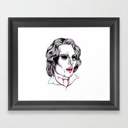 Lestat Framed Art Print