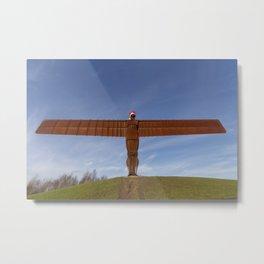 Angel of the North 1 Metal Print