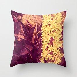 grow 1 Throw Pillow