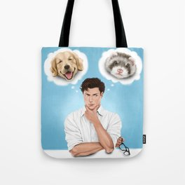 there is no substitute Tote Bag