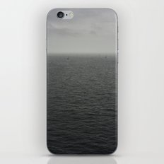 grey iPhone & iPod Skin