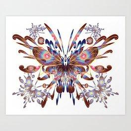 Caleidoscopio Art Print
