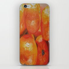 Tangerines iPhone & iPod Skin