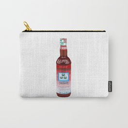Three Crabs Fish Sauce Carry-All Pouch
