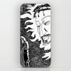 Someone Watching Over Me iPhone Skin