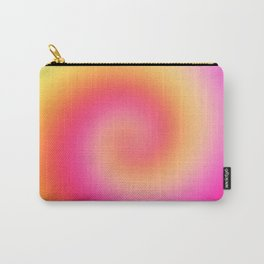 Spiral Of Color Carry-All Pouch