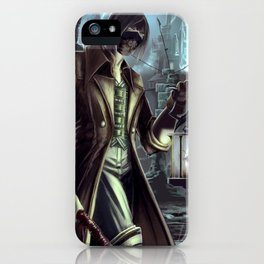 The Wonder Hours - Gregory iPhone Case