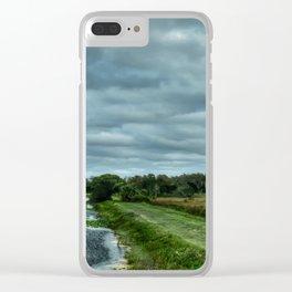 Everglades Vista Clear iPhone Case