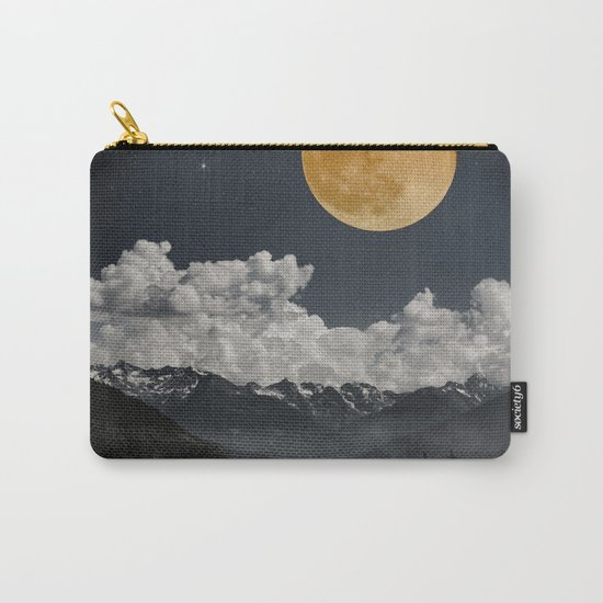 Moon Melodies Carry-All Pouch
