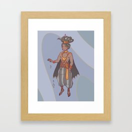 Mandusa Aon Framed Art Print