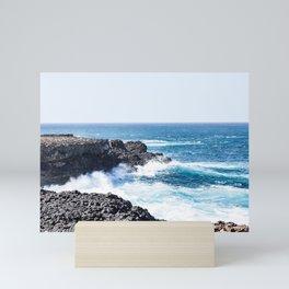 Crashing Surf Mini Art Print